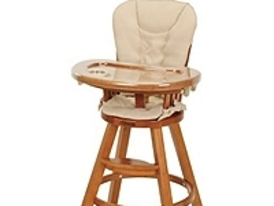 Health Roundup Graco Recalls Wooden Highchairs Group