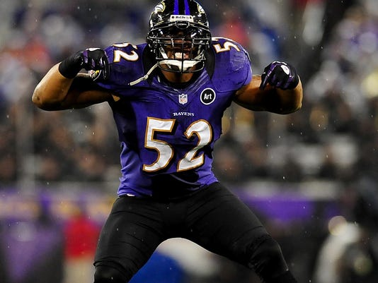 Quote By Retired Nfl Player Ray Lewis: Ravens Linebacker Ray Lewis Lost For The Season