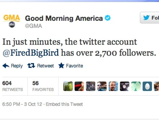 Good Morning America Stories Today : Twitter memes go viral with help of big media tweeters