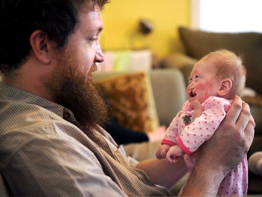 Tenn Family Embraces Faith For Baby With Rare Illness