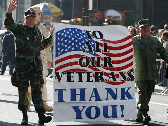 Restaurants That Give Free Food For Veterans Day