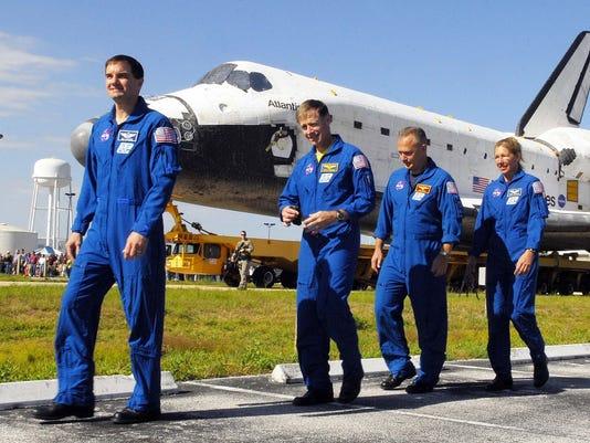 astronaut corps - photo #1