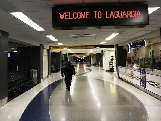 New York Laguardia Airport Guide