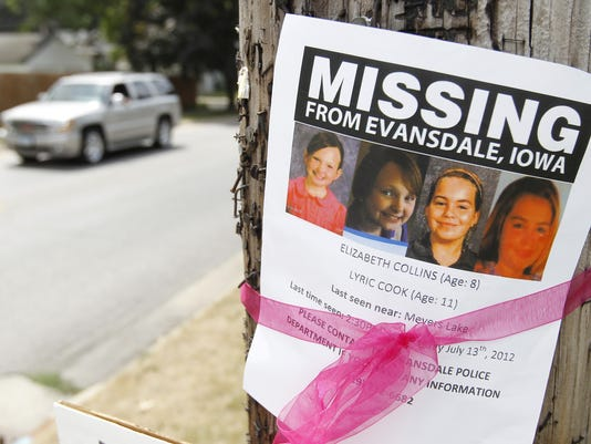 2 Bodies May Be Linked To Missing Iowa Girls Case