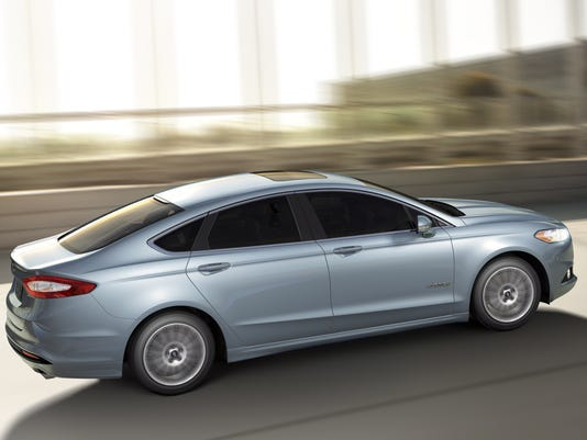 2013 ford fusion shown here as the hybrid is being recalled again. Cars Review. Best American Auto & Cars Review