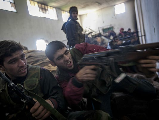 how to join syrian rebels