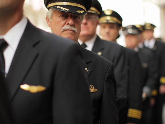 United Continental Pilots Ok Joint Union Contract