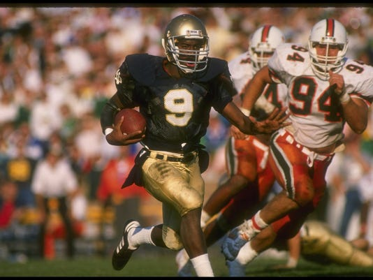 Notre Dame team echoes 1988 Irish champions