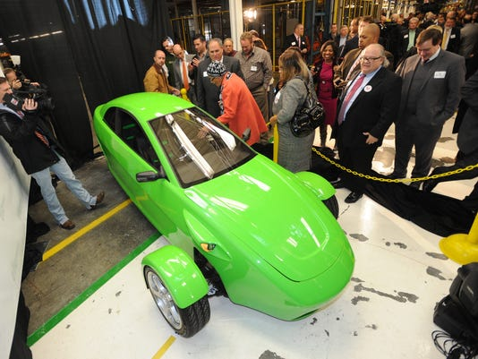 Startup automaker to acquire shuttered gm plant in la for General motors shreveport jobs