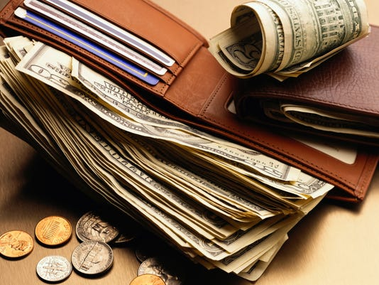 Image result for money wallet pic