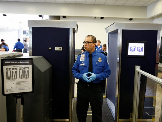 Airport scanners here to stay   World news   The Guardian