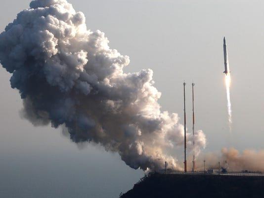 North Korea Threatens U.S. Over Rocket Launches