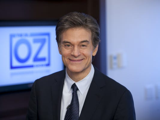 Dr. Oz likes apps that get you moving