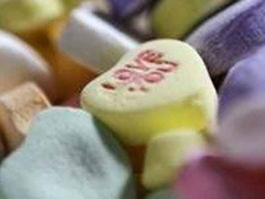 9 Sweethearts candy messages that soured over time