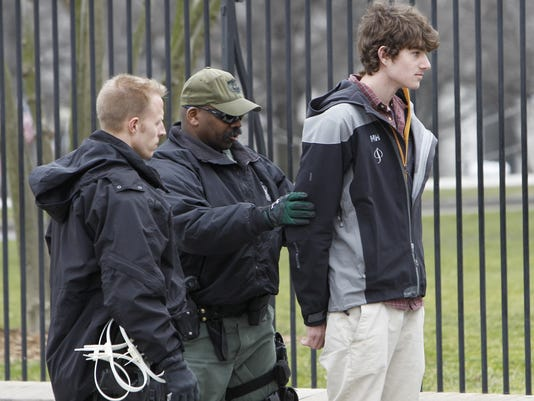 Conor Kennedy arrested in Washington