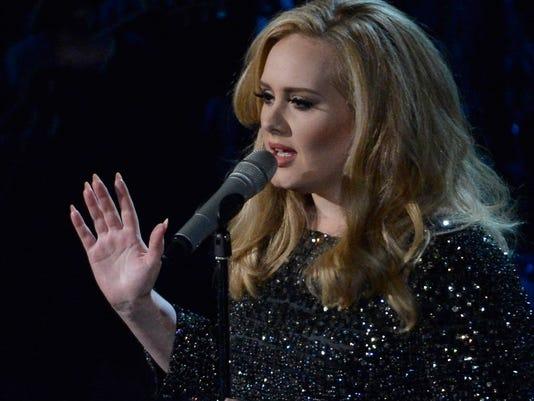Oscars Boost Adele's 'Skyfall,' Shirley Bassey's Fame