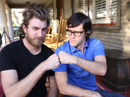 Rhett Mclaughlin Kids