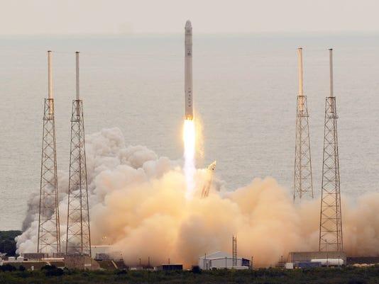 spacex thruster - photo #6