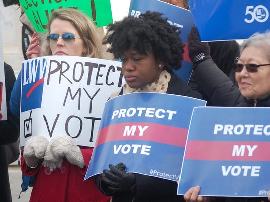 voting discrimination Congress: pass the voting rights advancement act protect voters featured stories frank v walker: fighting voter suppression in wisconsin.