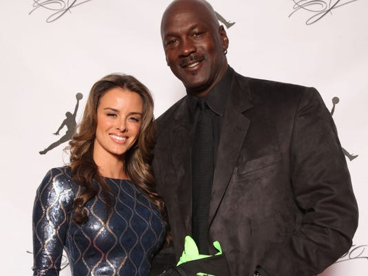 Yvette Prieto with Husband