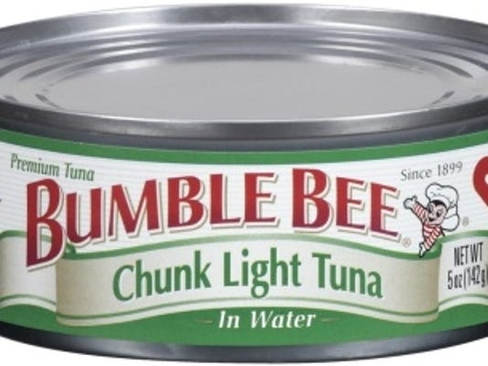 some cans of bumble bee chunk light tuna are among those recalled. Black Bedroom Furniture Sets. Home Design Ideas