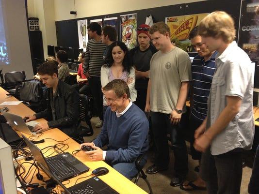 Usc School For Game Design