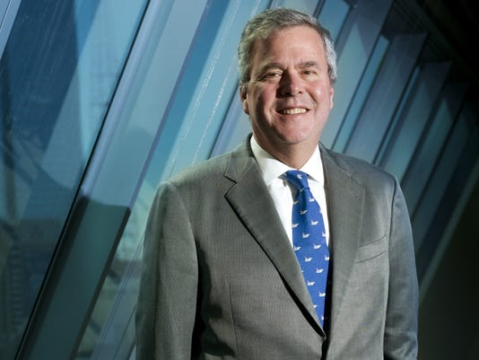 a biography of jeb bush a governor of florida Jeb bush, florida's governor and a dutiful prince, was groomed his entire life for the presidency, only to learn that life isn't fair when his far less industrious black sheep brother beat him to the job.