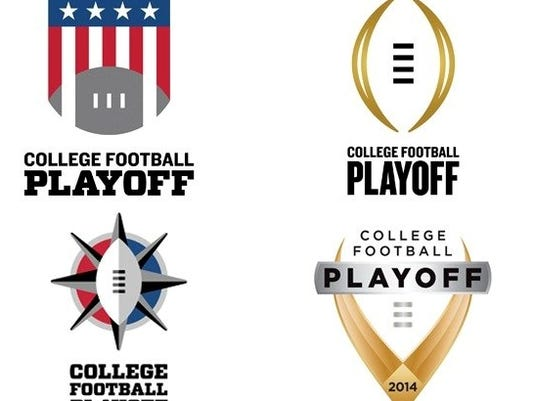 college football playoff logo ncaa foorball scores