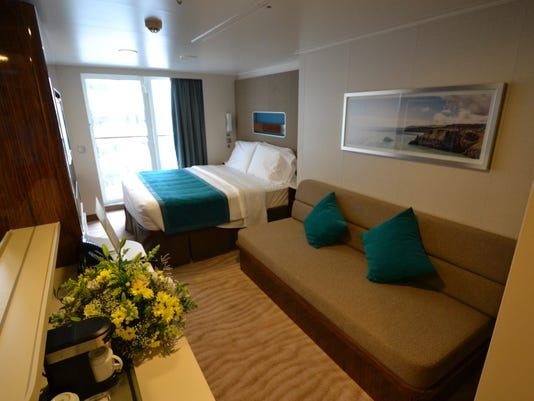 Norwegian Plays It Cool With New Cruise Ship Cabins