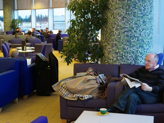Airport lounges 101 why to use them and how to get in for Door 00 seatac airport