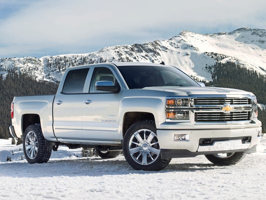 Chevy rolls out cowboy themed luxury silverado pickup for Chevrolet division of general motors
