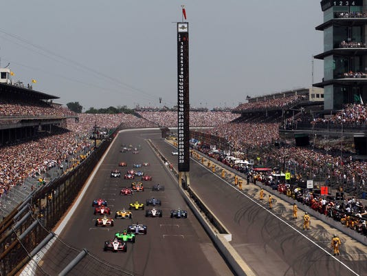 Indy 500 will have smallest capacity since 2000 for The indianapolis motor speedway