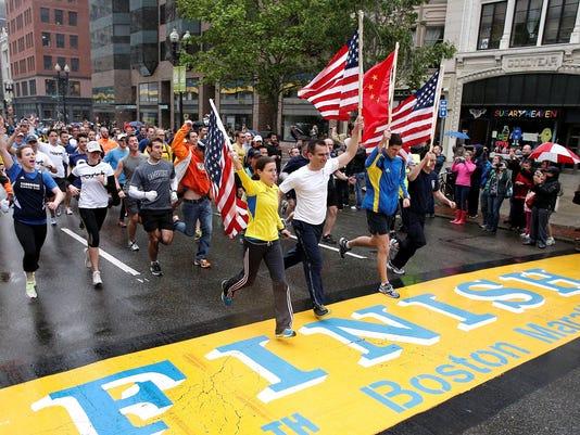 world marathons