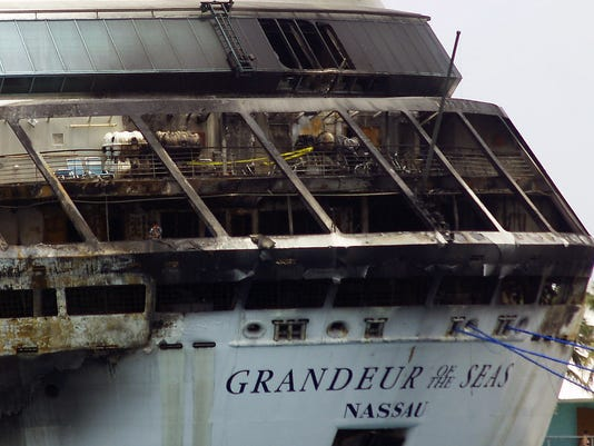 Cause Of Cruise Ship Fire Remains A Mystery