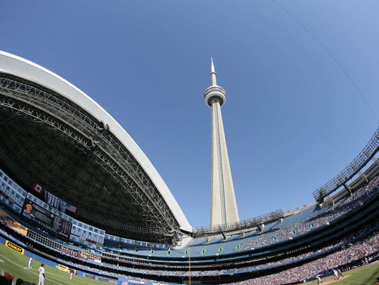 Rogers Centre Canada S Dome Sweet Dome