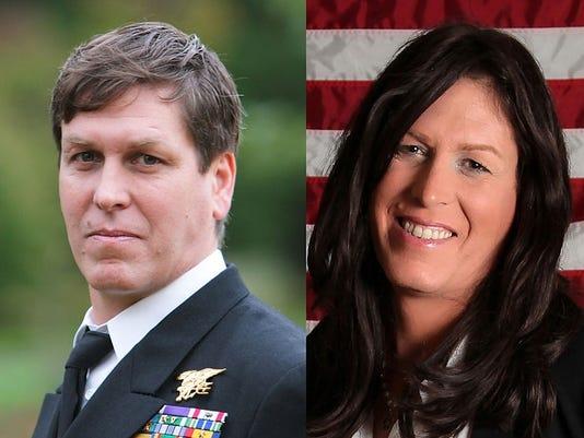 Transgender Navy SEAL Chris comes out as Kristen - UPI.com