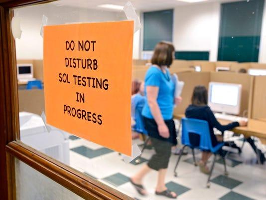 Grading Teachers On Test Scores: Column