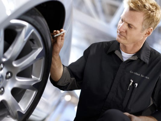 Gm offers free maintenance on 2014 models for General motors service specials