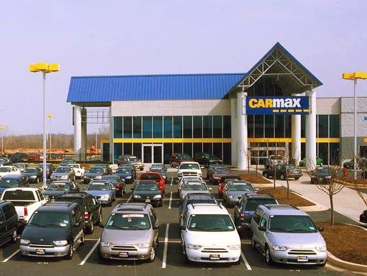 Used Cars Richmond >> Used car dealership chain CarMax 1Q profit up