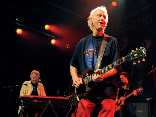 Robby Krieger  Tour