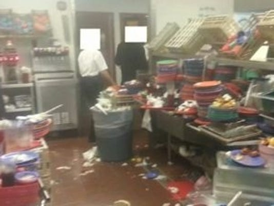Golden Corral Accused Of Unsanitary Practices