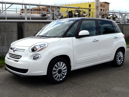 Reviewedcom First drive of 4door 5seat Fiat 500L