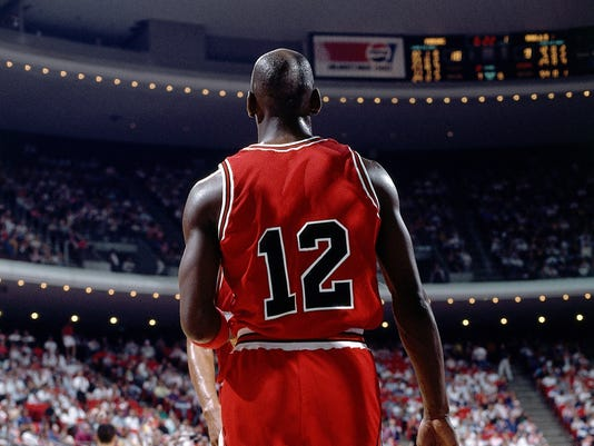 29737708167 More Than You Think: A History of Michael Jordan Jerseys