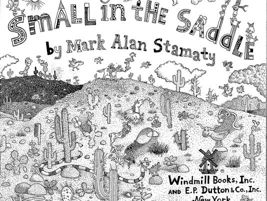Children S Book Covers Alan Powers ~ Cartoonist talks about his favorite children s book