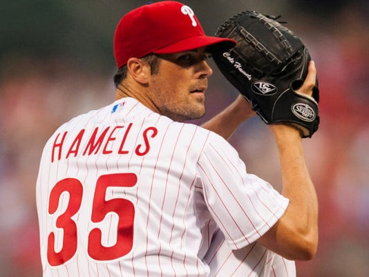 Cole Hamels Traded to Rangers