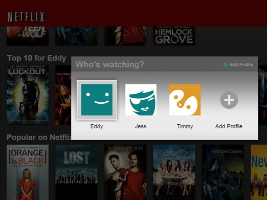 how to make a new netflix account on ps3