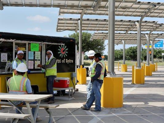 Austin Airport Food Trucks