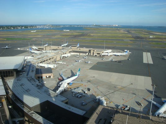 terminal at boston logan international airport as seen on sept 9