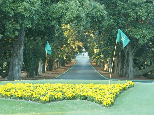 the masters  thursday u0026 39 s key tee times  tv schedule