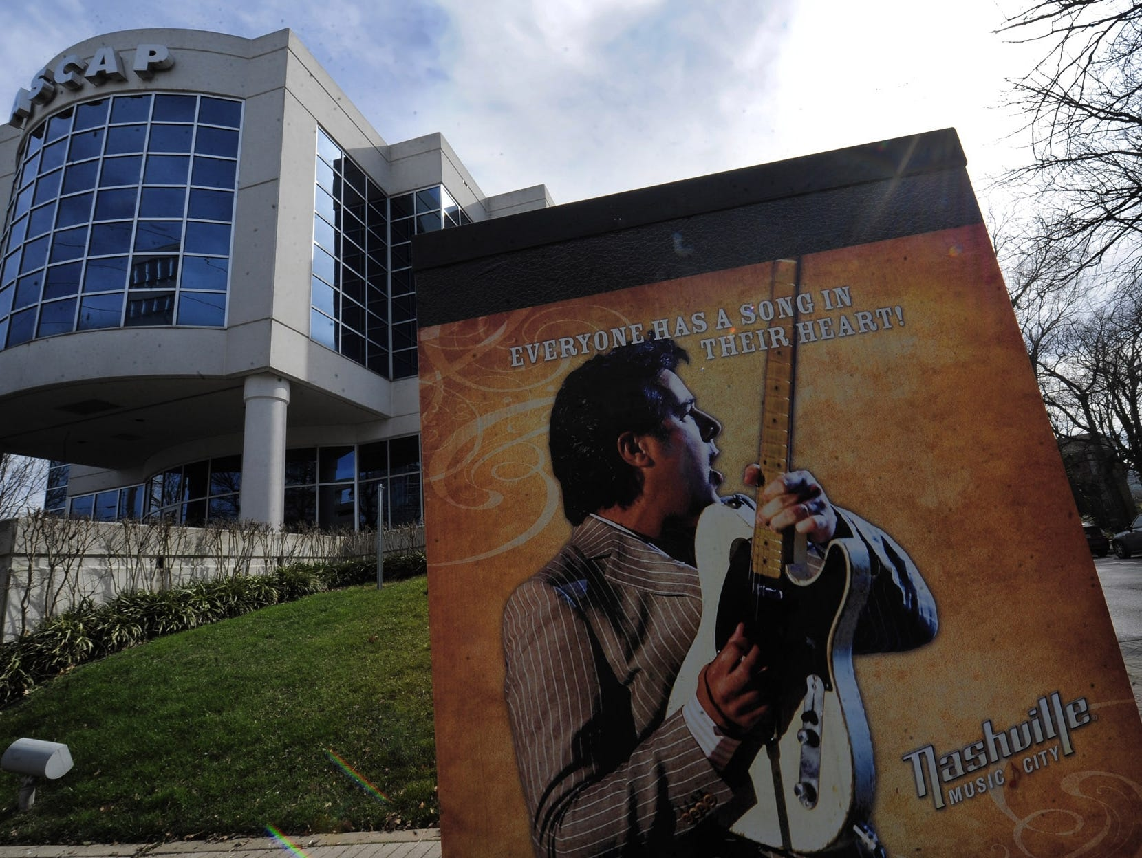 ... Many Of The Big Labels Have Downsized, Leading To A Shift In The  Traditional Look And Feel Of Music Row In Nashville, Tenn. As Music Related  Firms Move ...